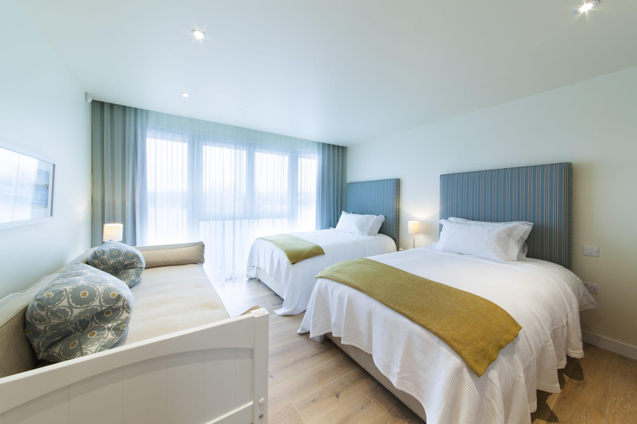 Residential Interior Design Cotswolds Lakeside Summer Residence