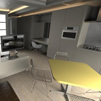 Interior Elevation Drawings 48D Elevation Plan Designs Custom 2D Interior Design Property